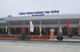 Sân Bay Thọ Xuân,Thanh Hóa