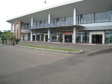 Sân Bay Phù Cát,Quy Nhơn,Bình Định
